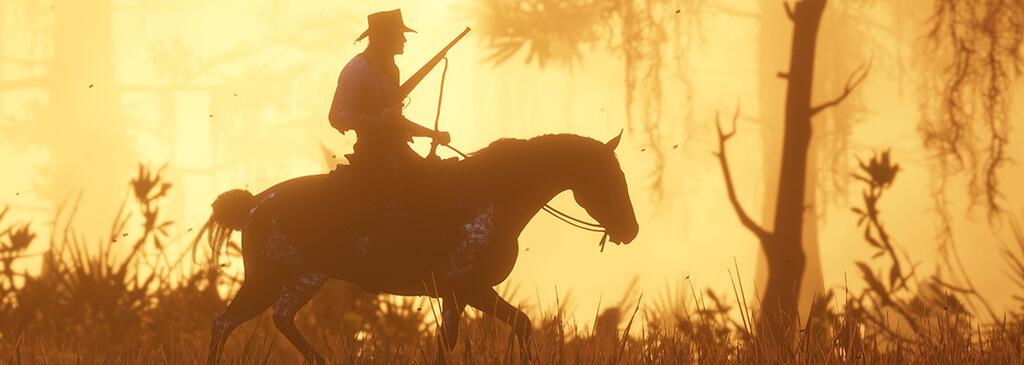 Всё, что нужно знать о лошадях в Red Dead Redemption 2