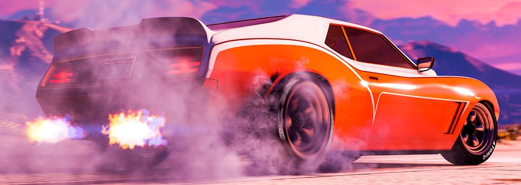 Маслкар Schyster Deviant стал доступен для покупки в GTA Online