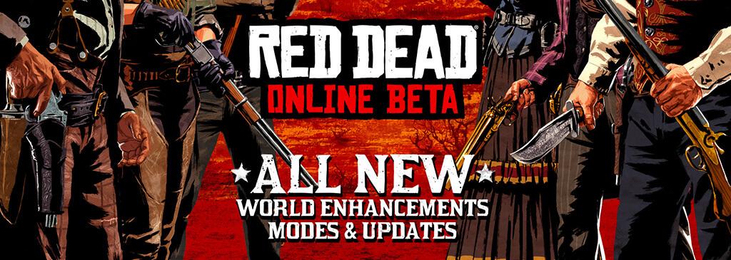Обновление для Red Dead Online уже вышло
