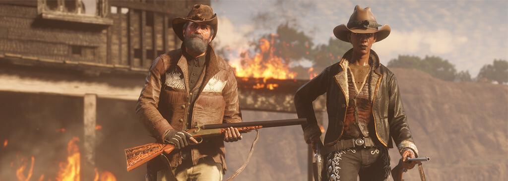 Обновление для Red Dead Online выйдет на следующей неделе
