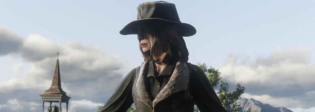 Обновление в Red Dead Online: карабин Эванса, «Золотой костюм»