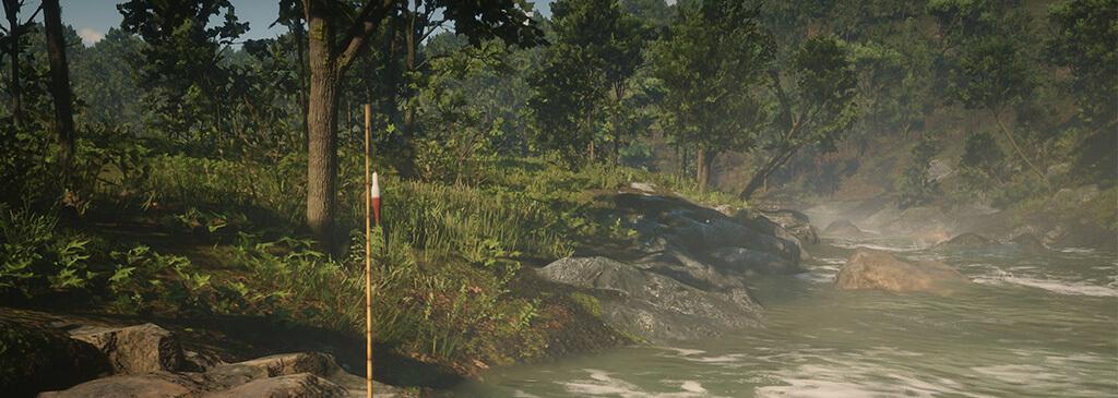 Как в Red Dead Redemption 2 научиться рыбачить