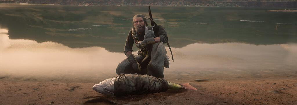 Всё о легендарных рыбах в Red Dead Redemption 2