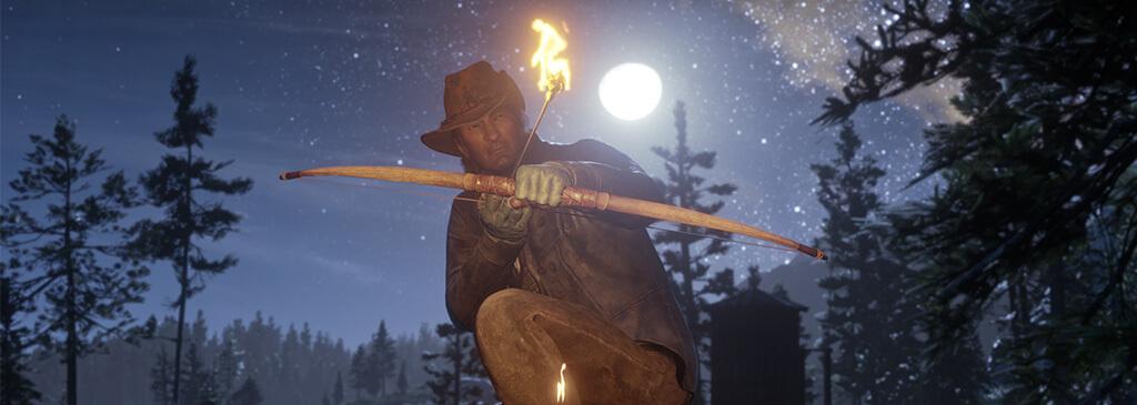 Red Dead Online: бонусные комплекты припасов, новая одежда и не только