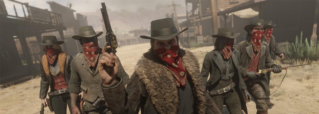 Новая карта сокровищ, бонусы, скидки и не только в Red Dead Online
