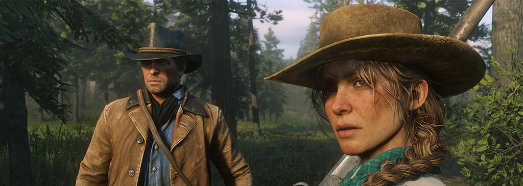 Предзаказ игры Red Dead Redemption 2 доступен в Rockstar Games Launcher