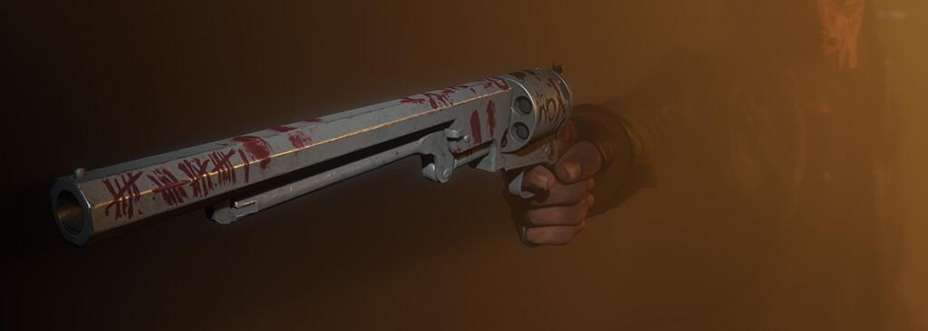 Получите новое оружие за поимку серийного убийцы в GTA Online