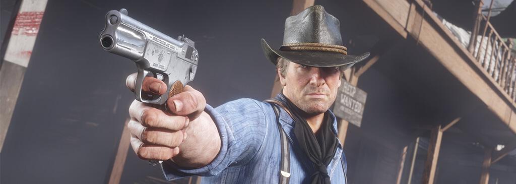 В PS4-версии Red Dead Redemption 2 появился фоторежим и многое другое