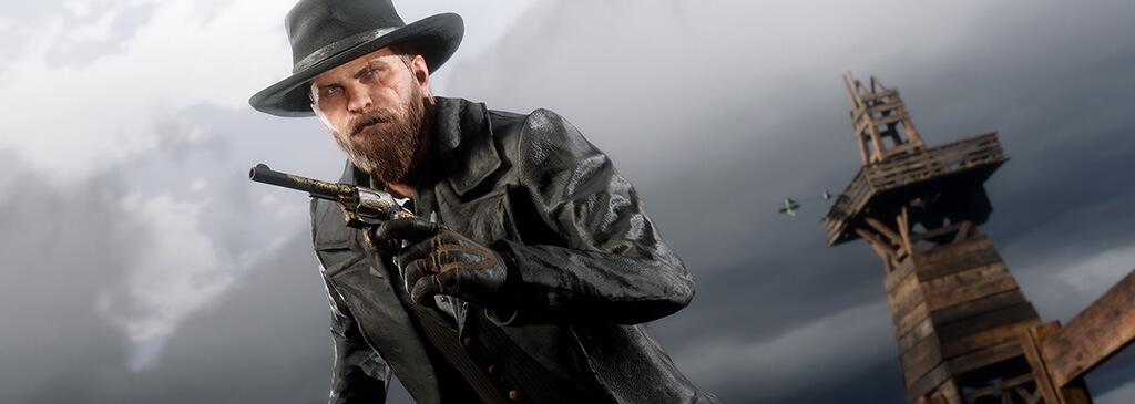 Много наград за уровни + бонусы и скидки в Red Dead Online