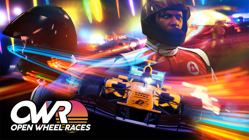 gta online гонки на болидах