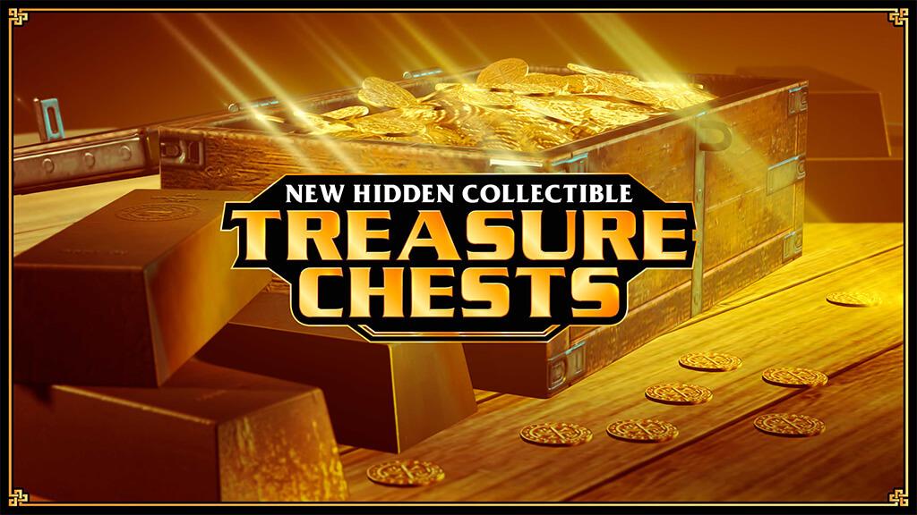 gta online сундуки с сокровищами