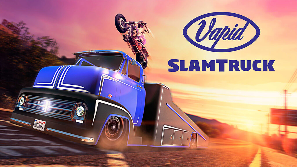 slamtruck gta 5