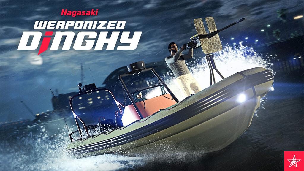 dinghy gta